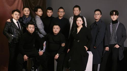 彩蝶之家全案设计中心 · 设计团队
